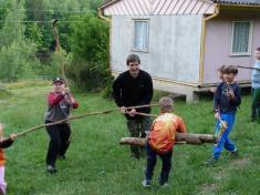 Tábor mladých hasičů