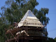 Opravy zvonice