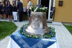 Žehnání zvonu