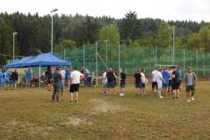 Fotbalový turnaj Memoriál Rostislava Macíka