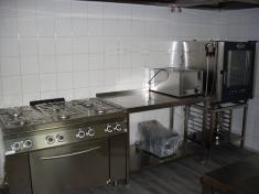 Rekonstrukce kuchyně a výdejny obědů 2014