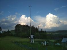 Krajina a meteorologické jevy
