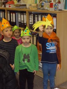Tři králové z MŠ