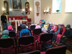 Návštěva kaple sv. Václava